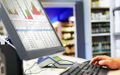 EPOS Back Office for Sales Analysis, Stock Management, Reporting