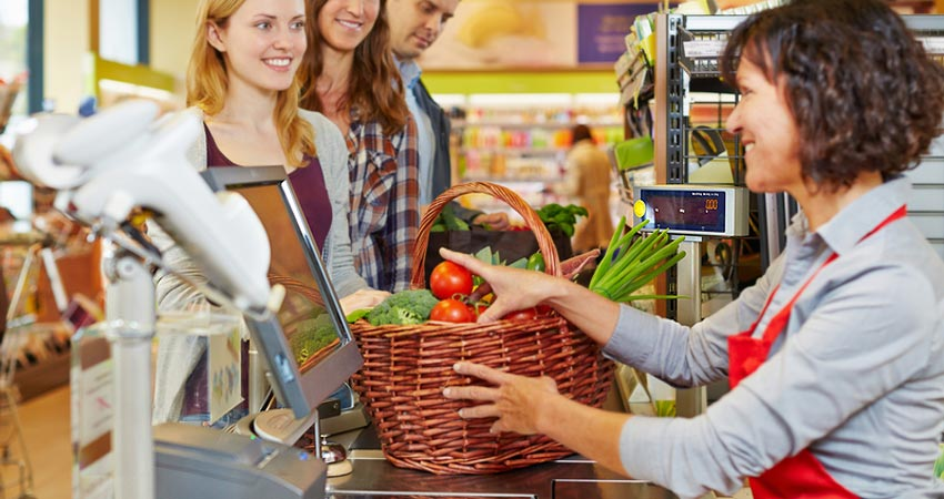 EPOS Till Systems for supermarkets, newsagents & CTN stores